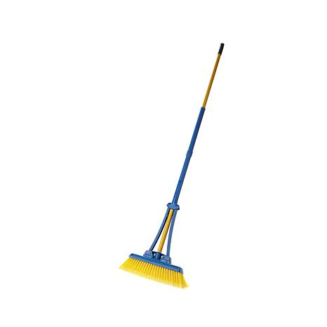 BroomX Dual Action Expandable Broom