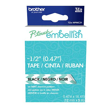 Brother P-touch Embellish Decorative Tape