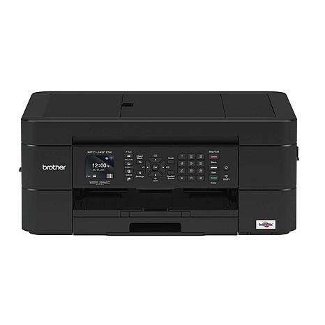 Brother Wireless Color Inkjet All-in-One Printer