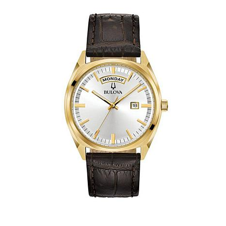 Bulova Men's Classic Day and Date Feature Watch