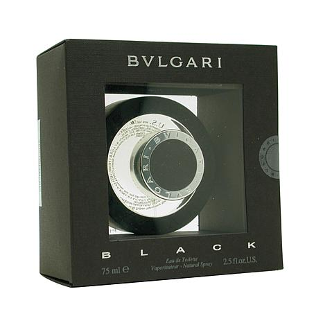 Bvlgari Black - Eau De Toilette Spray 2.5 Oz