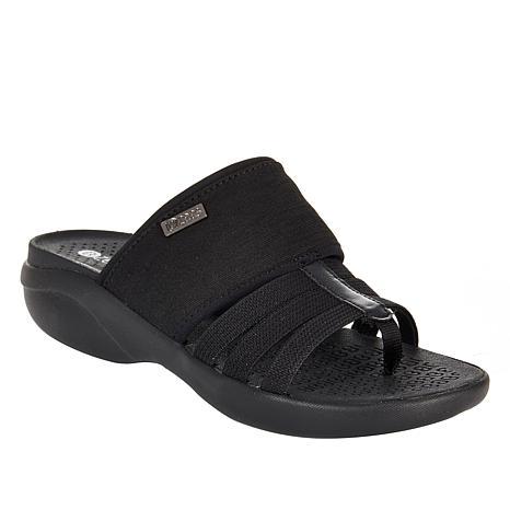 Bzees Chill Washable Toe-Post Sandal