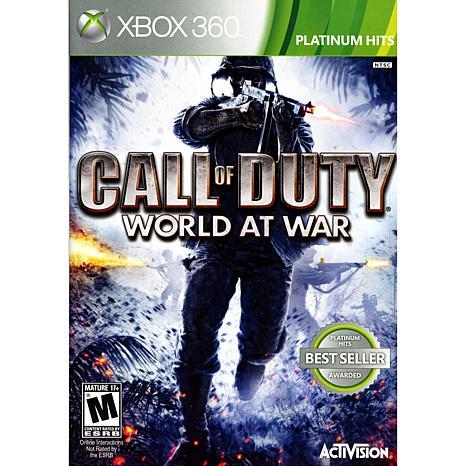 Call Of Duty: World At War X360