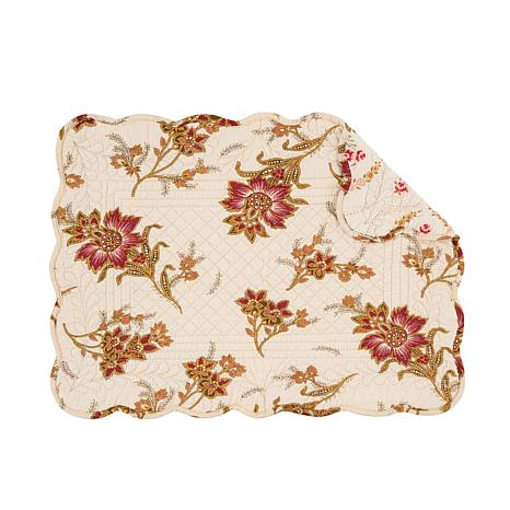 C&F Home Rhea Placemat Set of 6