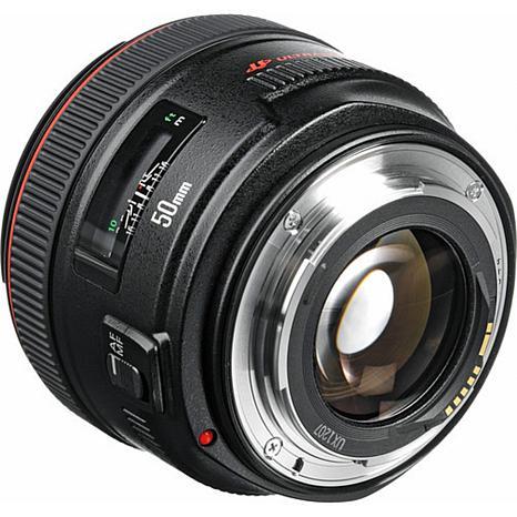 Canon Normal EF 50mm f/1.2L USM AF