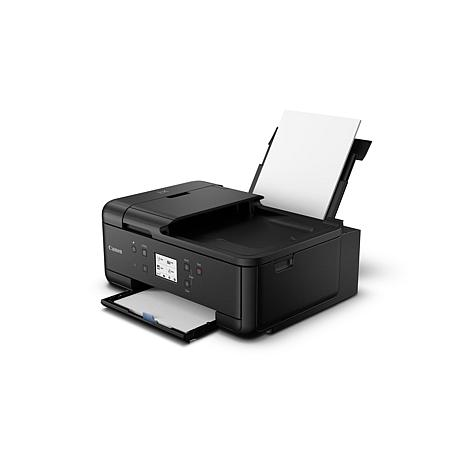 Canon PIXMA TR7520 Inkjet All-in-One Home Office Printer Bundle