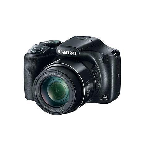 Canon PowerShot SX540 HS 20.3MP 50X Optical Zoom Camera