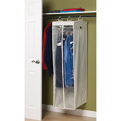 Canvas Hanging Wardrobe