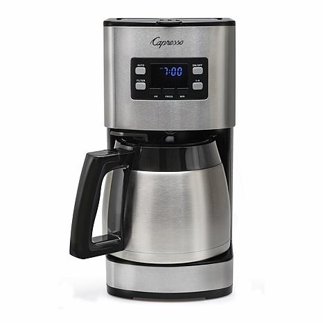 Capresso 10-cup Thermal Drip Coffee Maker