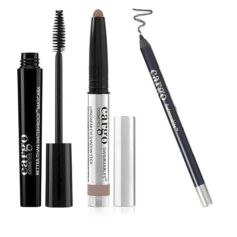 Cargo Cosmetics All Day Eye Kit - Bold