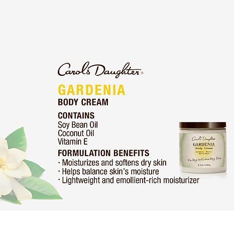 Carol's Daughter Gardenia Body Cream 15 oz