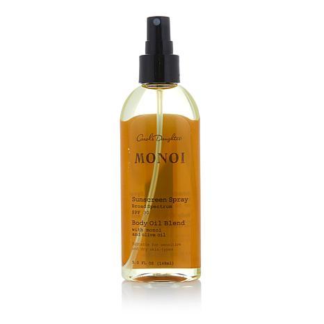 Carol's Daughter Monoi Body Oil Spray Sunscreen SPF 30