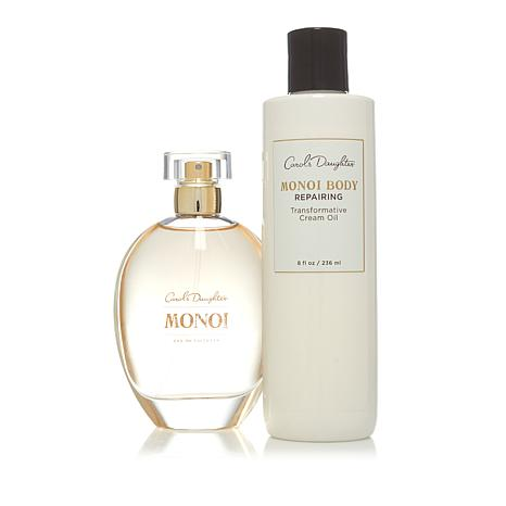 Carol's Daughter Monoi Eau de Toilette and Body Cream Oil Duo