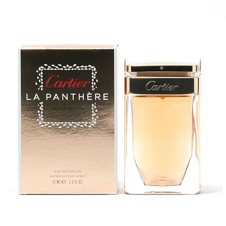Cartier La Panthere Ladies Eau De Parfum 25 Oz 9120216 Hsn