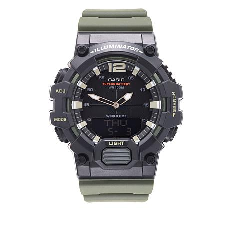 Casio Men's HDC700-3AV Analog/Digital Watch