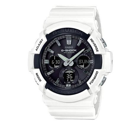 Casio Men's Solar Powered G-Shock GAS100B-7A Analog/Digital Watch