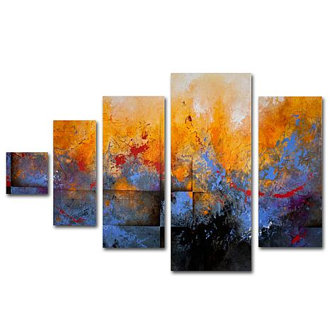 CH Studios 'My Sanctuary' Multi-Panel Art Collection