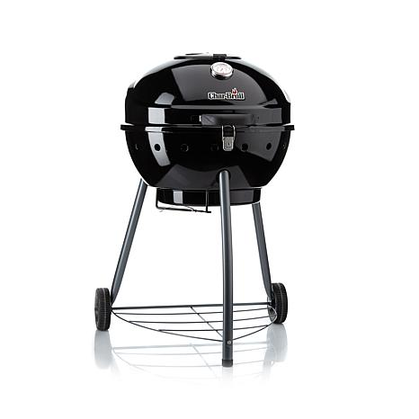 Char-Broil Kettleman Grill with Grilling Guide