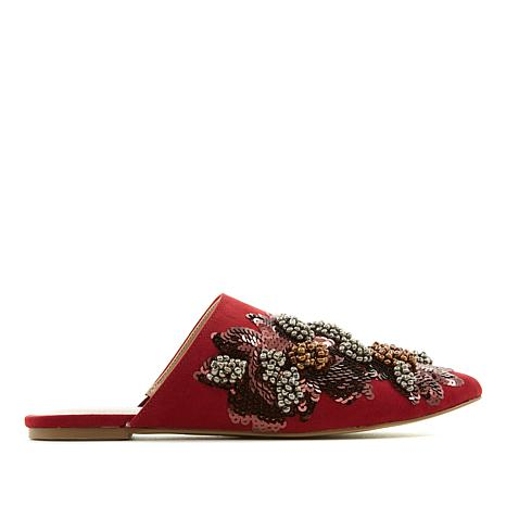 Charles by Charles David Fickle Embellished Mule