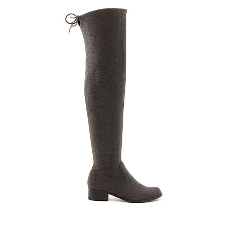 Charles by Charles Boot David Gunter Over the Knee Boot Charles 8486955   HSN 5db309