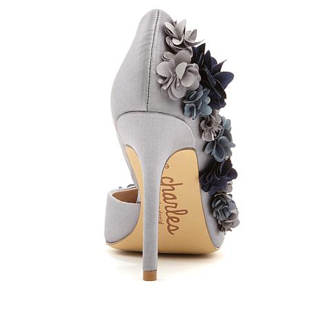 c7fe76d2687 Charles by Charles David Polly Floral Pointed-Toe Pump - 8588469