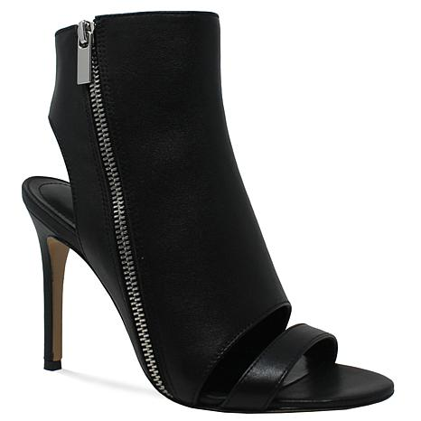Charles David Crosser Open-Toe Bootie