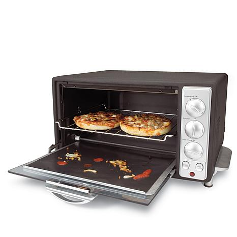 Chef S Planet 174 Nonstick Toaster Oven Liner 8251868 Hsn