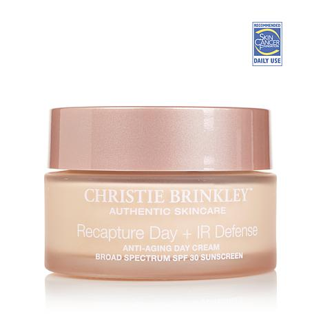 Christie Brinkley Recapture Day + IR Defense Cream