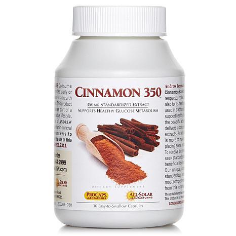 Cinnamon-350 - 30 Capsules