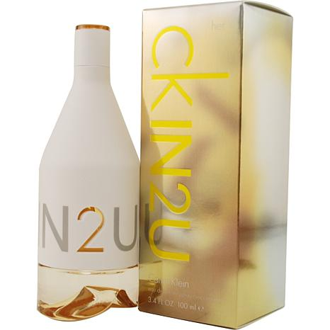 ck in2u eau de toilette spray 6335754 hsn