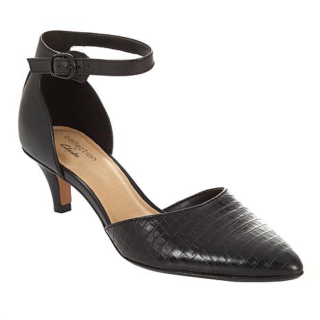 Clarks Collection Linvale Edyth Leather Pump
