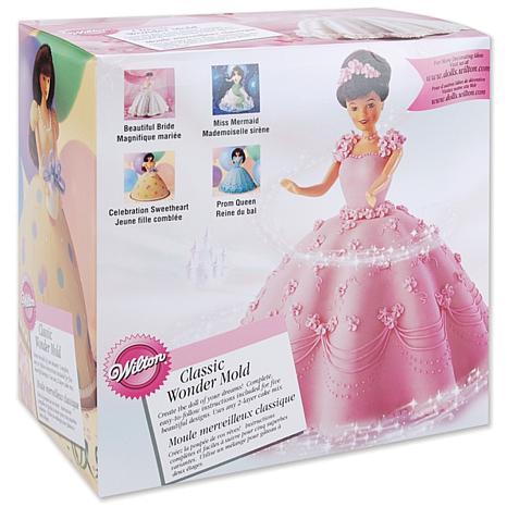 Classic Wonder Mold Kit - Doll Dress