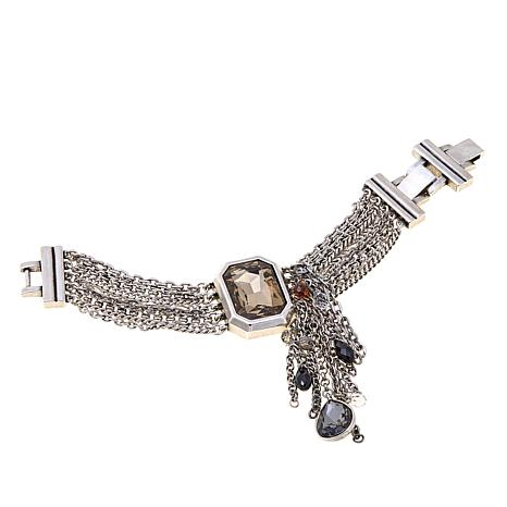 "CLB NYC ""Crystal Fountain"" Bracelet"