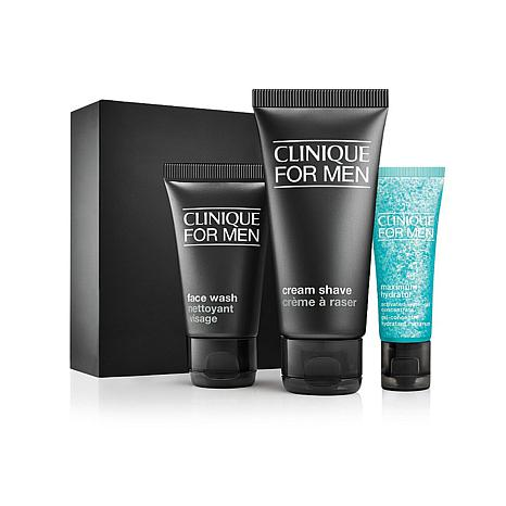Clinique For Men Starter Kit Daily Intense Hydration