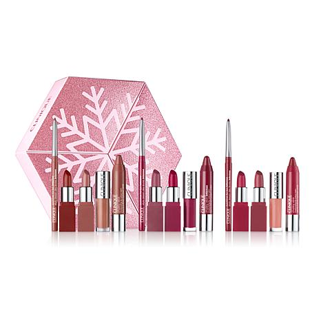 Clinique Lip Looks to Give and Get Set
