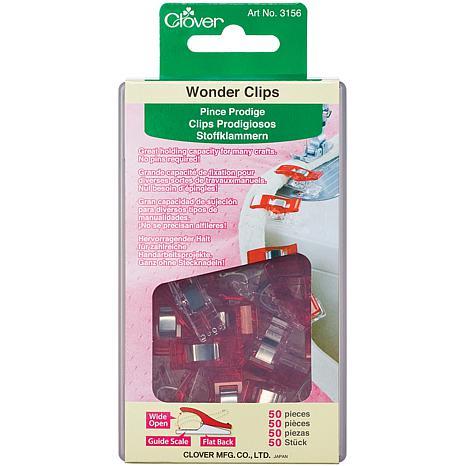 Clover Wonder Clips - 50pc