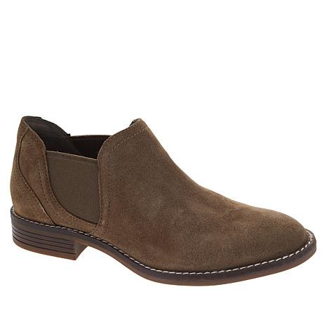 Collection by Clarks Camzin Maple Suede Shootie
