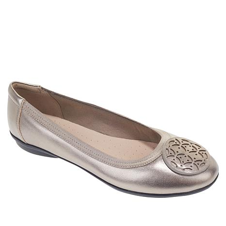 87ab8375 Collection by Clarks Gracelin Lola Leather Ballet Flat