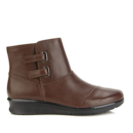 Collection by Clarks Hope Cody Leather Ankle Boot