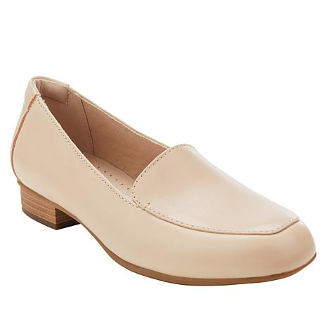 Collection by Clarks Juliet Lora Slip-On Leather Loafer
