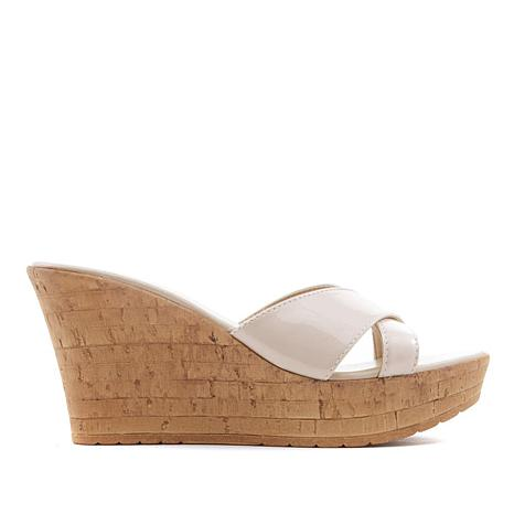 """Colleen Lopez Collection """"Colleen's Favorite"""" Wedge"""