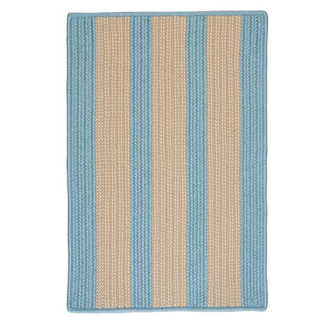 Colonial Mills Boat House 2' x 3' Rug - Light Blue