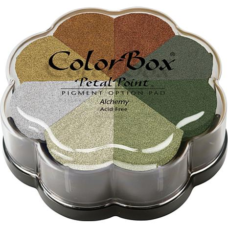 Colorbox Option Pad 8/Color - Metalextra Alchemy