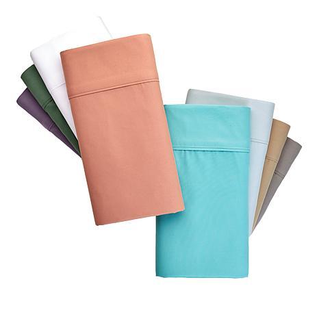 Concierge Collection 2-piece Microfiber Standard Pillowcase Set