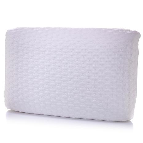 Concierge Collection Latex Pillow with Cover