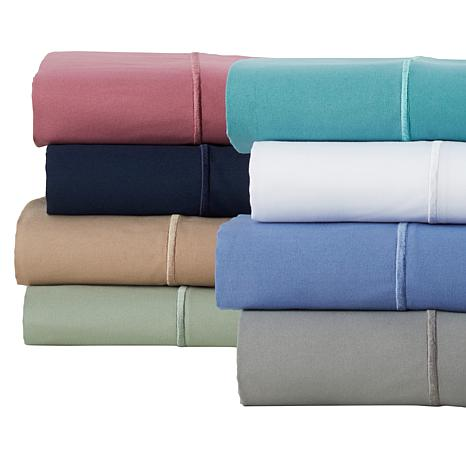 Concierge Collection Microfiber Sheets w/Extra Pillowcases - Cal King