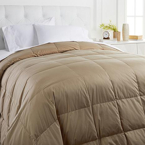 Concierge Collection Quill-Less Feather Comforter