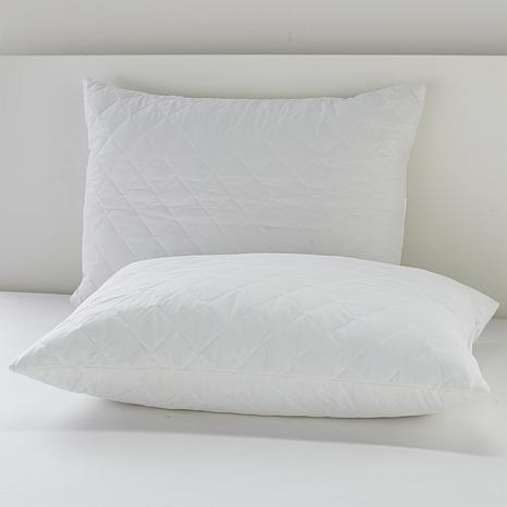 Concierge Collection Soft & Cool 2-pack Jumbo Pillows