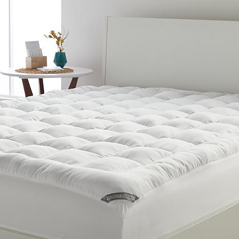 Concierge Collection SuperLoft™ Reversible Mattress Pad