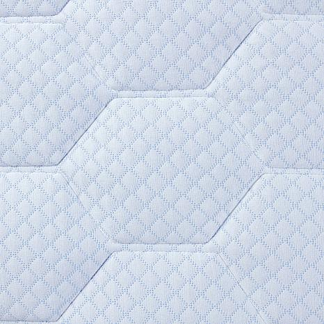 concierge rx cooling gel memory foam mattress pad - 10070485 | hsn